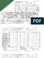 3. Levantamiento Aedico b. Santa Isabel