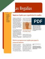 Boletin Regalias en Colombia
