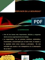 Diapos-rol Del Supervisor
