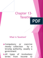 Chapter13 Taxation