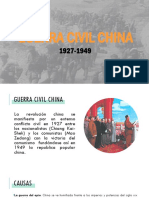 Guerra Civil China