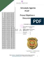 Simulado - PCDF - Agente