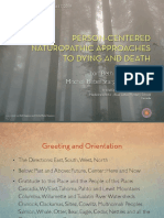 AANP2019 Person-Centered Dying and Death - Drs. Lori Beth Stargrove and Mitchell Bebel Stargrove