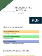 DEL PROBLEMA Y EL MÉTODO - L. Villoro.pptx