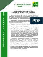 Los Verdes Informan PP