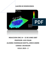 Simulacion de Reservorios CMG