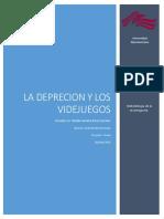 La Depresion y Los Videojuegos Final Sisisisis Como No Jajaja Hola Prro