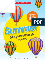 Summer Stay on Track 5 to 6