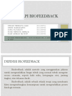 PPT TERAPI BIOFEEDBAC