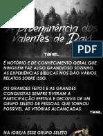 TADEL - A PROEMINENCIA DOS VALENTES DE DAVI.pptx