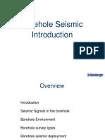 Borehole Seismic