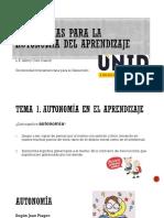 1. Autonomía y Aprendizaje (1)