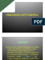 Inmunidad antitumoral