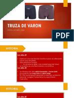 TRUZA DE VARON