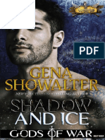 Gena Showalter - Serie Gods of War 01 - Shadow and Ice(1)