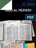 Dilo Al Mundo -Seminario Sobre Apocalipsis 2y3