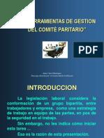 Gestion Comitre Paritario(Copaso