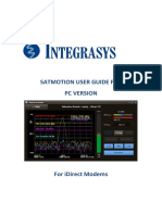 Satmotion Pocket Pc User Guide