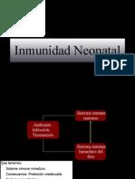 Inmunidad Neonatal