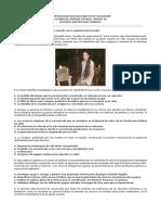 Examenes Sociales 10 y 11 en Word