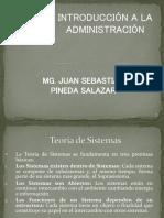 T3. Teoría de Sistemas ITM