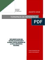 Deteccion Incendio -Tdr Ipd Modelo