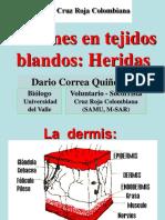Heridas Dario
