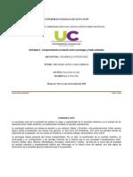 ACT4.Comprendiendo La Relación Entre Sociología y Medio Ambiente.