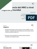 MRO presentación
