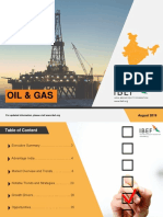 Oil and Gas August 2019
