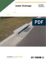 A4. Drainage Design 2