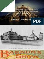 Unidad 2 Circos y Expansión NAmericana - Geraldine Uribe