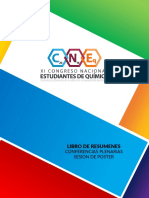 Libro de Resúmenes CNEQ 2018