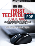 2015 Trust Technology Buyers Guide