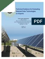 FAA Airport Solar Guide 2018
