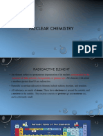 Nuclear Chemistry Ppt