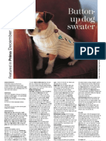 Dec06 Dog Sweater