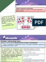 01.4 - Multiplicação e Divisão - Propriedades (Apresentação)