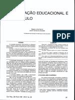 Orientação educacional e Currículo