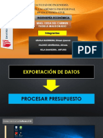 Exportación de Datos - Final