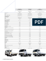 Specification of TATA HCV & LCV