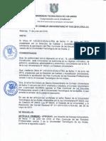 AB987 Malla Curricular de La E. P. Ing. Civil Vigente