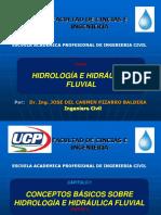 Hidrología e Hidráulica Cap. I, Parte I