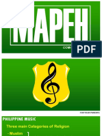 Mapeh Reviewer