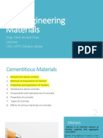 CE-121    Civil Engineering Materials Lecture 4.pptx