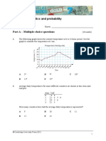 gold7trp test ch8 statistics and probability