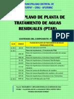 12.19.1.- Plano de Ubicacion de La PTAR