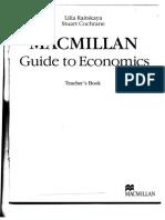 Guide to Economics - TB