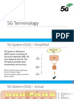 5G Terminology