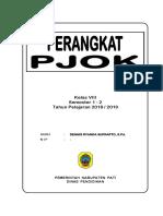 Cover Perangkat Pjok